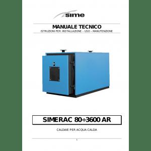 Котлы стальные SIMERAC AR